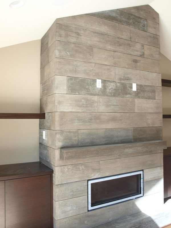 Indoor Fireplace Designs By Mark Concrete