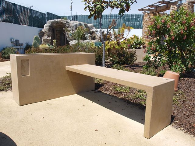 Concrete Planter Boxes By Mark Concrete